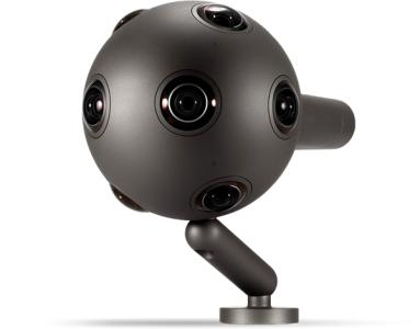 拍摄VR视频的设备——专业级