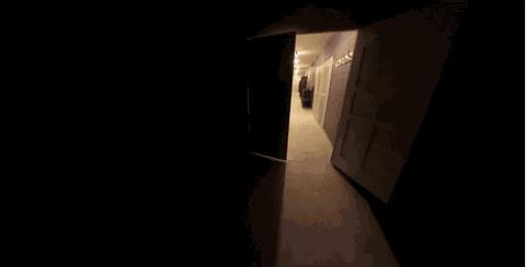 胆小勿入 VR里的恐怖房间