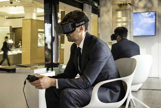 买买买开启新年,VR开创购物新纪元