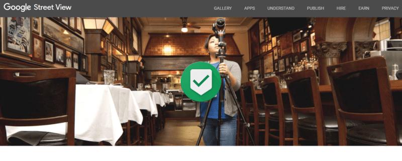 如何成为谷歌认证摄影师