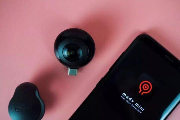 Madv mini camera 360