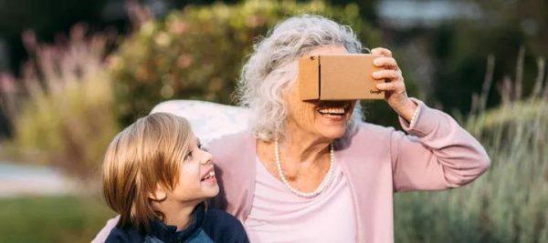 VR盒子眼镜