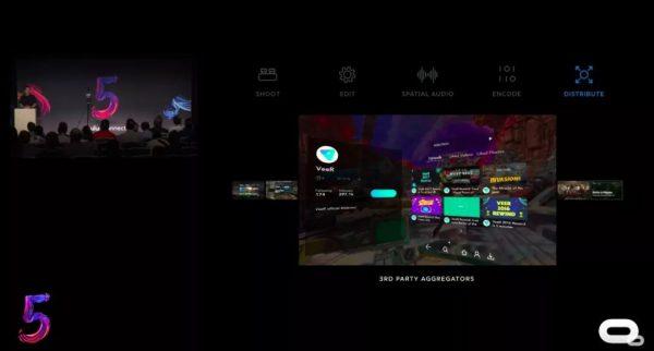 """VeeR VR是""""优秀的第三方分发平台"""""""