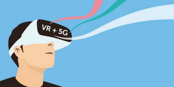 VR+5G海报