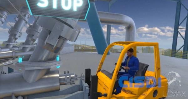 宇极新媒体VR 工业培训项目