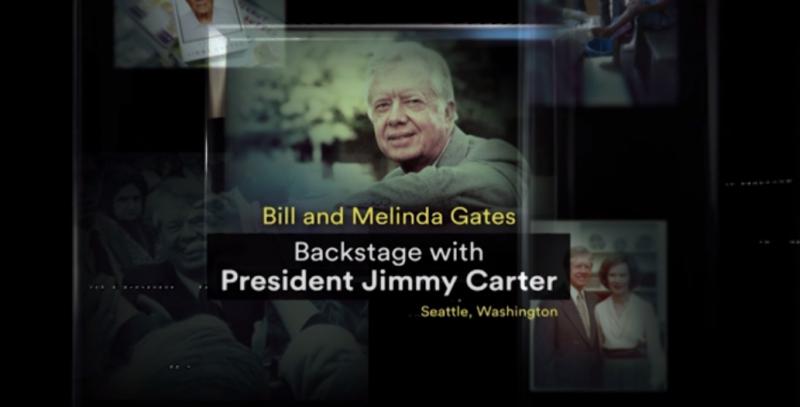 比尔·盖茨:人类已经无法阻止吉米·卡特了